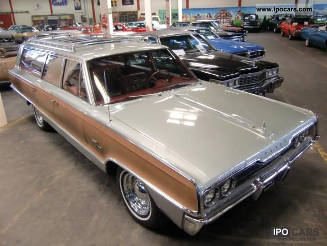 1966 dodge monaco wagon car photo and specs. Black Bedroom Furniture Sets. Home Design Ideas