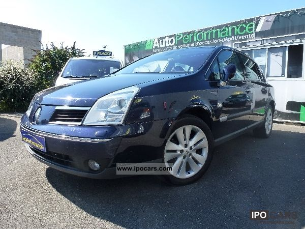 2005 Renault  3.0 dCi 180 Initial Proactive Limousine Used vehicle photo