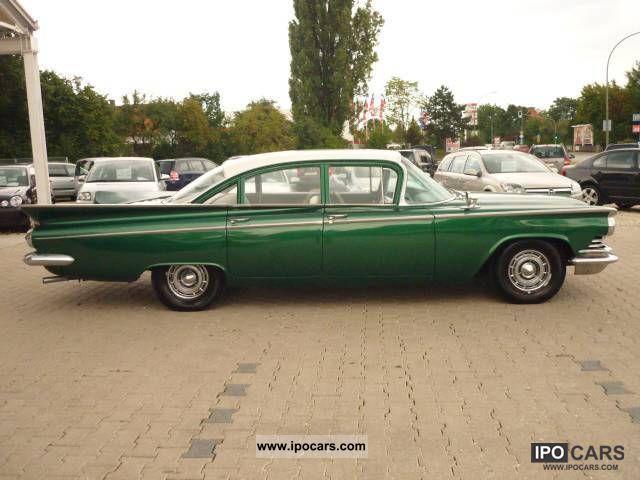 1959 Buick Le Sabre V8 401 Nailhead - Car Photo and Specs