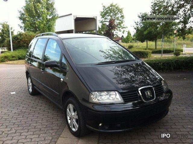 2012 Seat  Alhambra 1.9 TDI DPF Sport Edition * 1.HAND * Van / Minibus Used vehicle photo