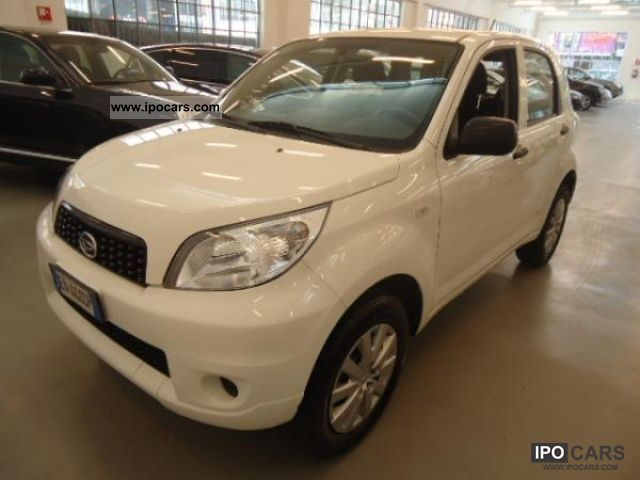 Daihatsu  Terios 4WD GPL 2010 Liquefied Petroleum Gas Cars (LPG, GPL, propane) photo