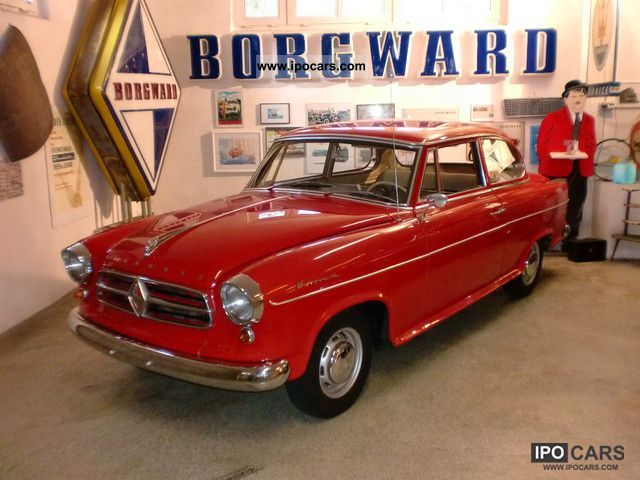 1959 Borgward  Other Limousine Used vehicle photo