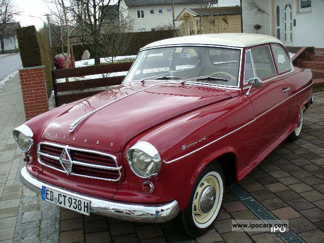Borgward  Isabella 1960 Vintage, Classic and Old Cars photo