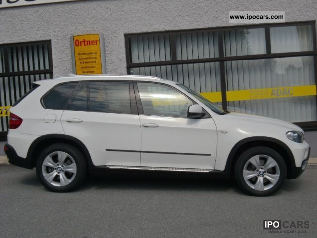 2008 Bmw X5 Xdrive35d Sports Package Rear Seat Entertaiment Off Road Vehicle Pickup Truck