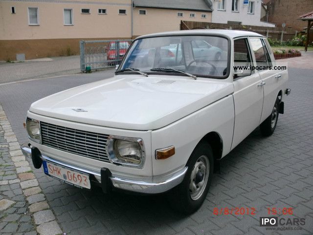 1973 Wartburg  353 1.HAND!! Limousine Used vehicle photo