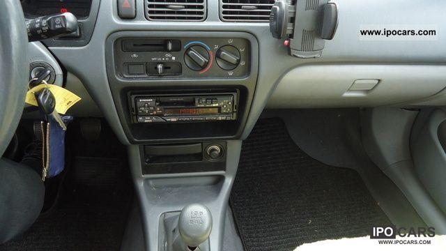 1997 Toyota Starlet 1 3 Moonlight 2 Hand Checkbook