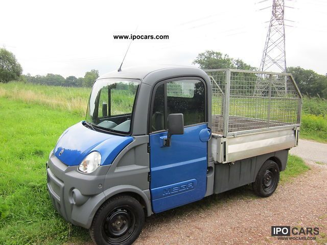 2007 Aixam  mini truck, light vehicle-moped auto diesel Small Car Used vehicle photo