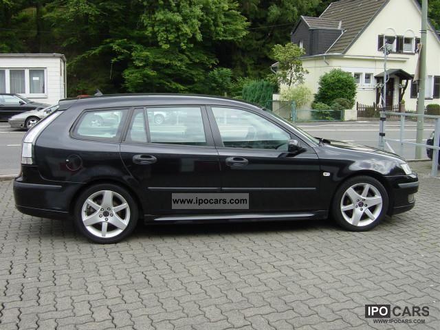 2006 Saab 9-3 2 0 T 210 Hp  Sport Wagon  Leather  Very Nice
