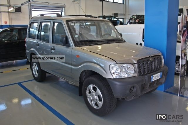 2012 Mahindra  Goa 2.5 CRDE SLX 4WD N1 Other New vehicle photo