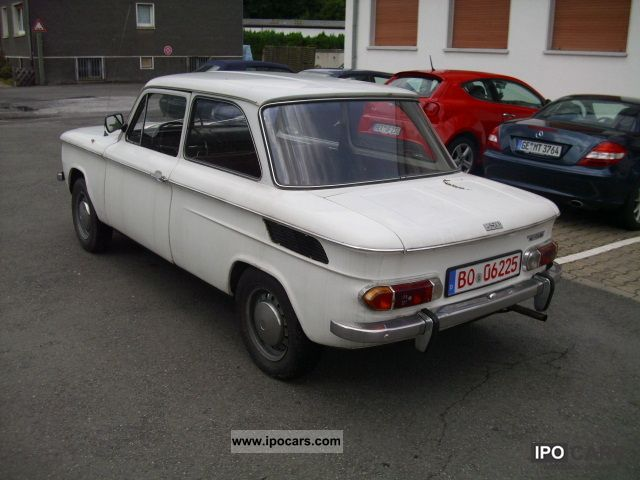 1969 NSU  1200 Small Car Used vehicle photo