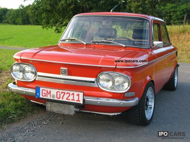 NSU  1200 TT, H-Perm., MOT 05/14, Spiess engine 1971 Vintage, Classic and Old Cars photo