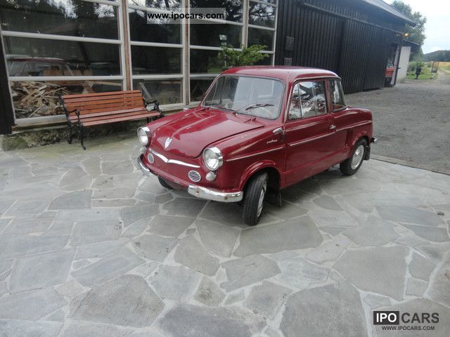 1962 NSU  sport prinz / nsu 2 Sports car/Coupe Classic Vehicle photo