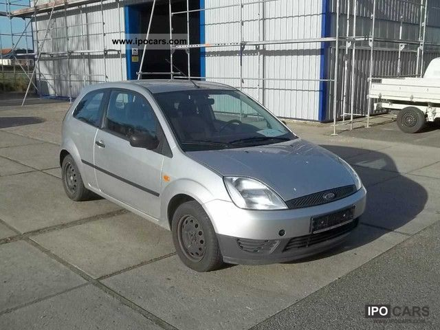 2004 Ford  Fiesta 1.4 TDCi Ambiente Small Car Used vehicle photo