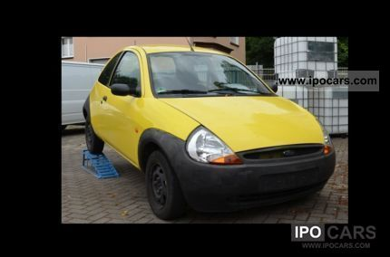 1998 Ford  Ka 2 Edition Small Car Used vehicle photo
