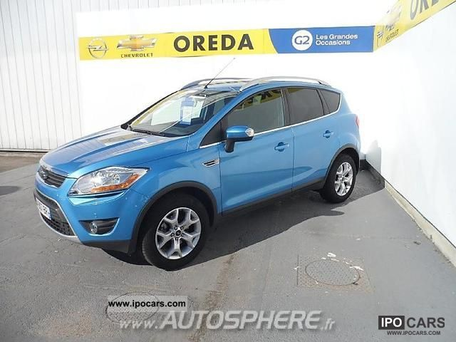 2010 Ford  Kuga 2.0 TDCi140 trend FAP 4x2 Off-road Vehicle/Pickup Truck Used vehicle photo