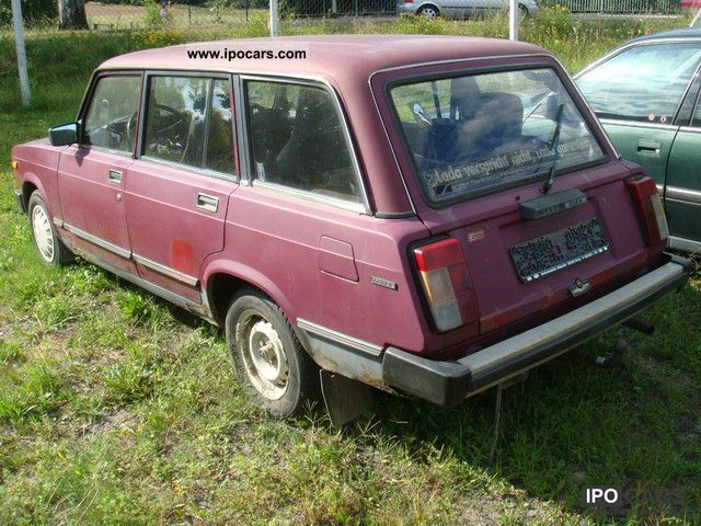 cars by make lada 1996 2104 1996 lada 2104 limousine