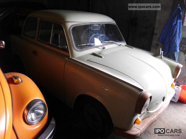 Trabant  500/1 Scheunenfund 1962 Vintage, Classic and Old Cars photo