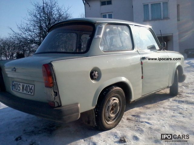 1991 Trabant  SPRZEDAM Limousine Used vehicle photo