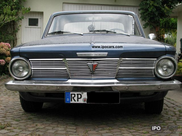 Plymouth  Valiant 200 1965 Vintage, Classic and Old Cars photo