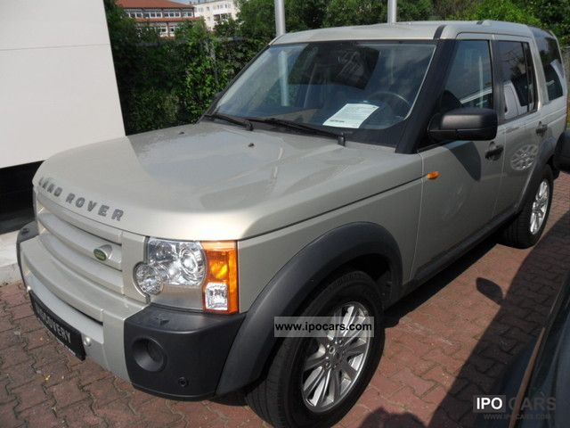 2007 Land Rover  Discovery TDV6 HSE Auto Off-road Vehicle/Pickup Truck Used vehicle photo