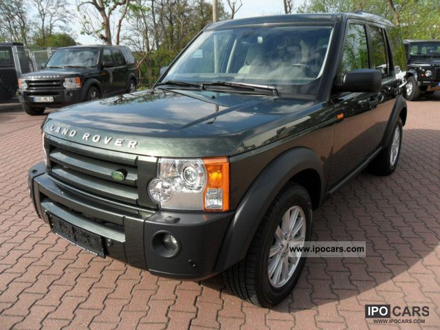 2008 Land Rover  Discovery TDV6 HSE Auto Off-road Vehicle/Pickup Truck Used vehicle photo