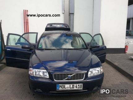 Volvo  VOLVO S80 (GAS) 2005 Compressed Natural Gas Cars (CNG, methane, CH4) photo