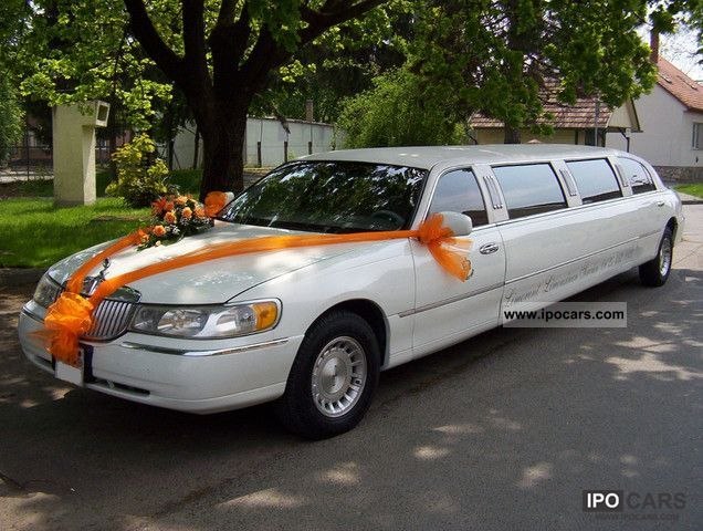 1998 Lincoln  Stretch Limmo Limousine Used vehicle photo