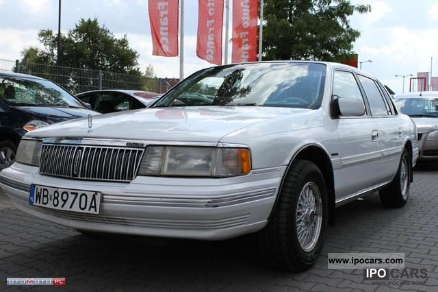 1992 Lincoln  Continental Limousine Used vehicle photo