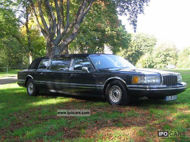 1994 Lincoln  Strechlimousine Limousine Used vehicle photo