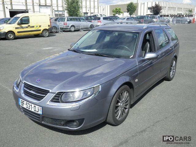 2007 Saab  2.3t BioPower 9-5 Estate 185 leather car navigation Estate Car Used vehicle photo