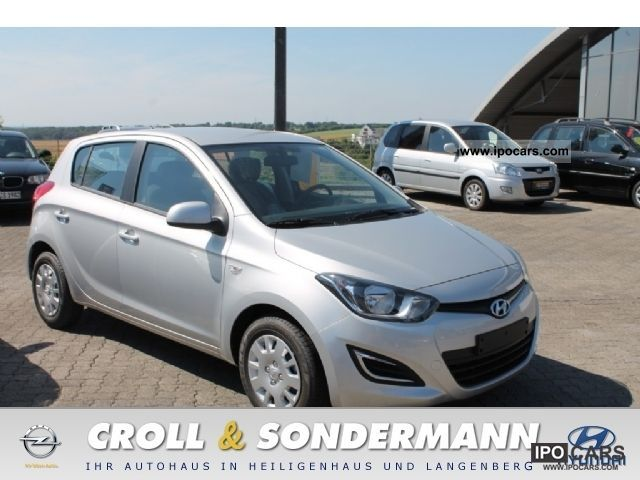 2012 Hyundai  i 20 1.2 Intro Edition - Climate, CD MP3 Other New vehicle photo