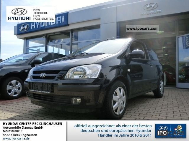 2012 Hyundai  Getz - Climate - Sunroof - 1 Hand Small Car Used vehicle photo