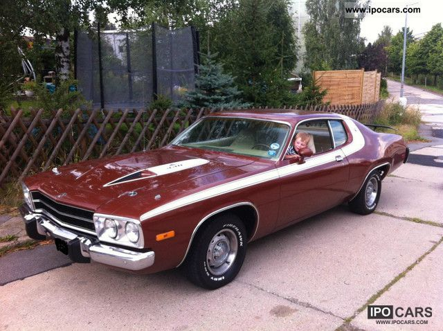 Plymouth  Roadrunner 440 1973 Vintage, Classic and Old Cars photo