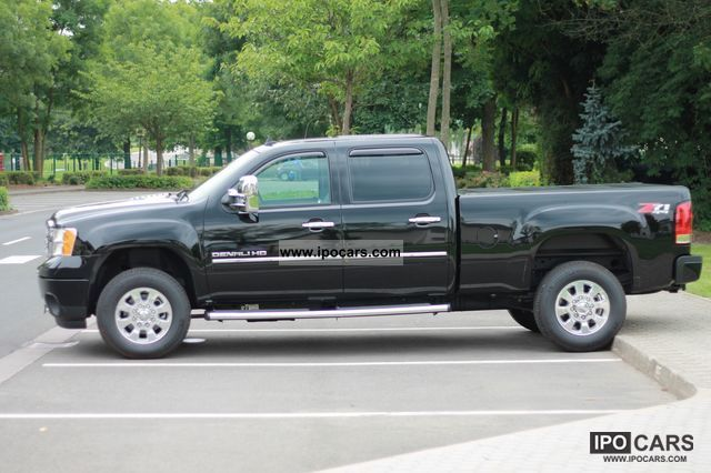 2012 GMC  2012 2500 DENALI HD 6.6 Off-road Vehicle/Pickup Truck Used vehicle photo