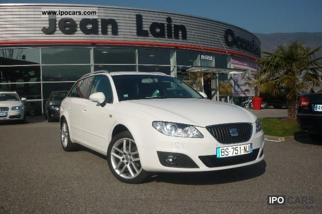 2011 Seat  2.0 TDI 120 ch Gran Via 5P EXEO ST Estate Car Used vehicle photo