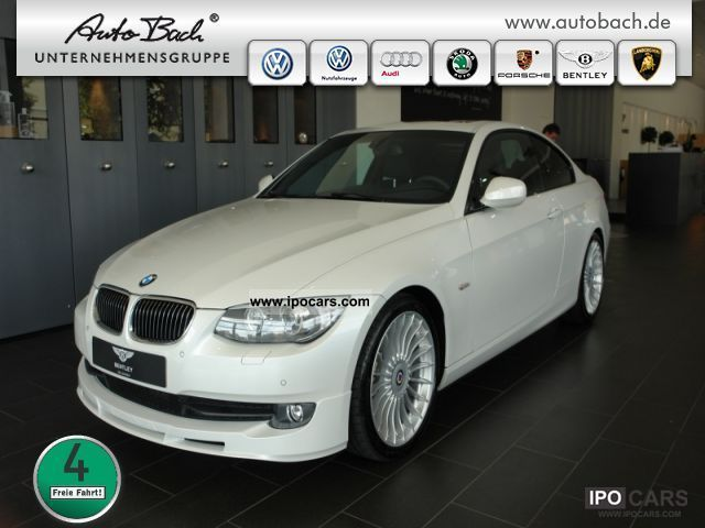 2012 Alpina  B3 S Biturbo Coupe Switch-Tronic BENTLEY Sports car/Coupe Used vehicle photo