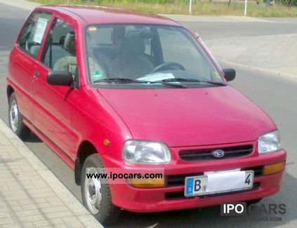 1998 Daihatsu  Curoe 31 KW drove little Erstb ... Small Car Used vehicle photo