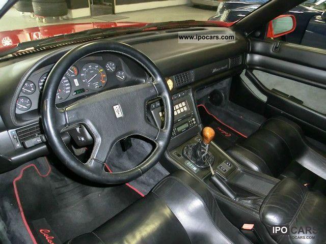 1991 Maserati Shamal Sports car/Coupe Used vehicle photo