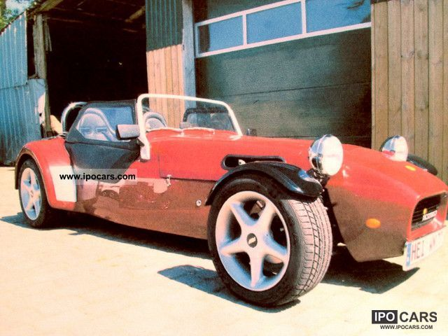 1996 Westfield  Other Cabrio / roadster Used vehicle photo