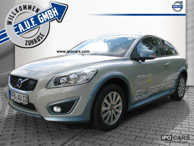 Volvo  C30 ELECTRIC PDC KLIMAAUTOMATIK XENON NAVIGATION 2012 Electric Cars photo