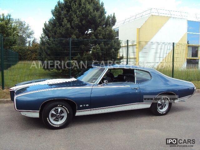 Pontiac  GTO BIG BLOCK ROYAL BOBCAT 1969 Vintage, Classic and Old Cars photo
