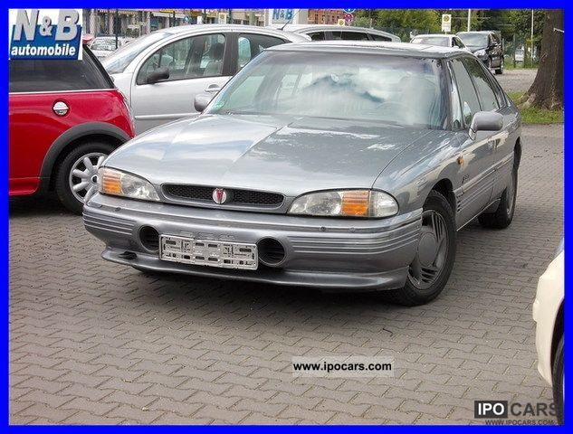 1993 Pontiac  Bonneville SSEI 3.8 Supercharged Aut. / Gray leather Limousine Used vehicle photo