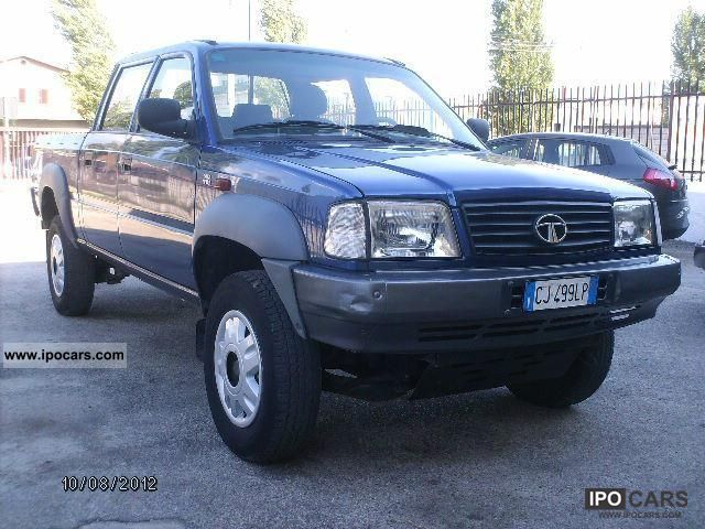 2004 Tata  Pick up PICK-UP PERFETTO VENDO A 3500.00 EURO D Other Used vehicle photo