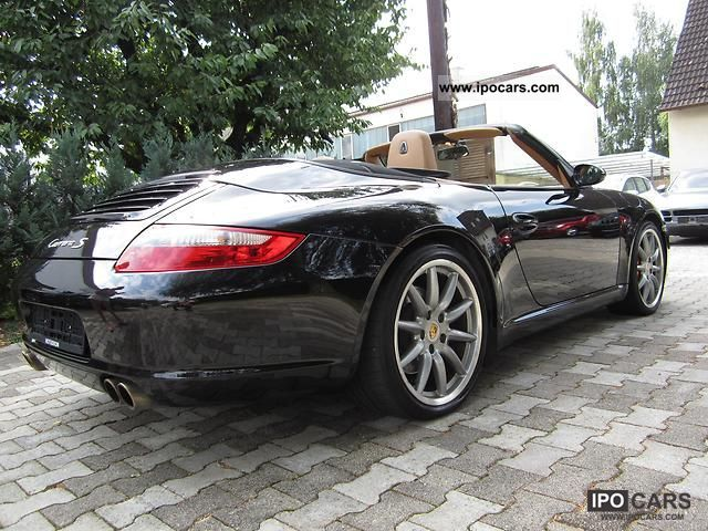 2006 ruf porsche 911 997 cabrio s tiptronik car photo and specs. Black Bedroom Furniture Sets. Home Design Ideas