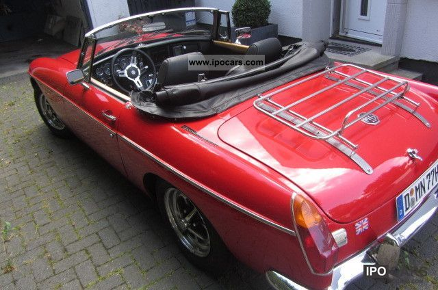 MG  SUMMER SALE ROADSTER 1977 Vintage, Classic and Old Cars photo