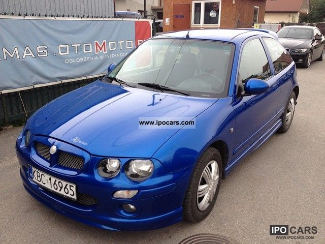 2004 MG  ZR DONINGTON Other Used vehicle photo