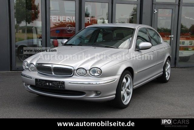 2004 Jaguar  S-Type 2.5 V6 Executive / Vollausst. / 2 Hd Limousine Used vehicle photo