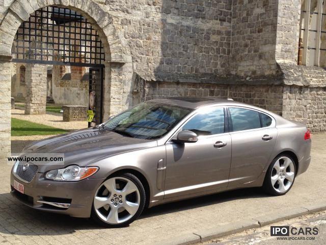 2008 jaguar xf sv8 v8 supercharged full option car. Black Bedroom Furniture Sets. Home Design Ideas