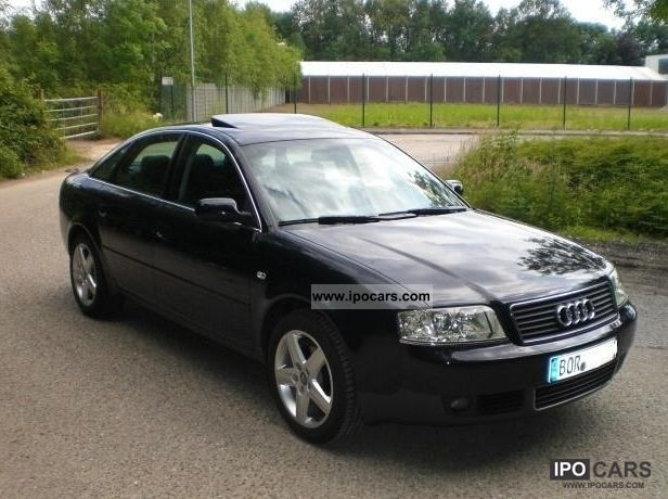 2003 Audi  A6 1.8 T Sedan Limousine Used vehicle photo