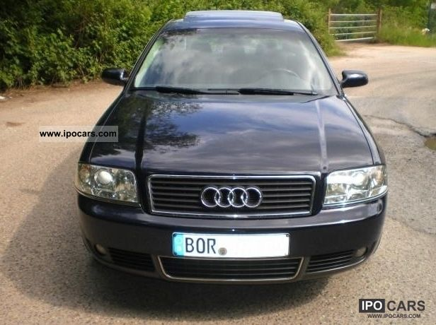 2003 audi a6 1 8 t sedan car photo and specs. Black Bedroom Furniture Sets. Home Design Ideas